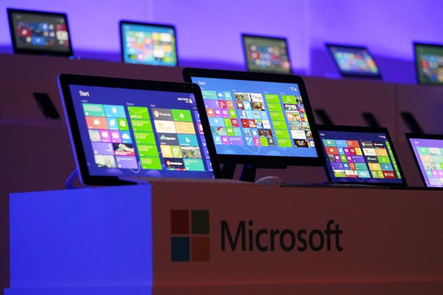 Microsoft's Windows 8.1 Update Gets Leaked