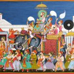 Understanding The Differences Between Rajput and Mughal Paintings