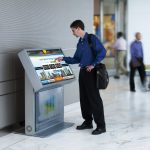 How Are Interactive Kiosks Effective To Customers?