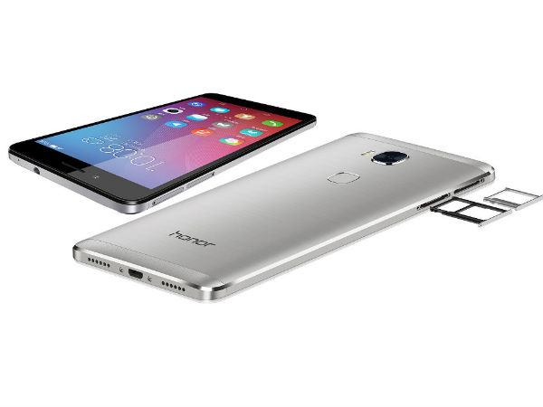 Huawei Honor 5X Official Features 5.5-Inch Full HD IPS Display, 64-Bit Octa-Core Qualcomm Snapdragon 615 Processor