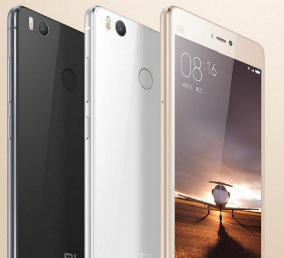 Xiaomi Mi 4S Officially Announced; 5-Inch 1080p Display, Snapdragon 808, 3GB RAM