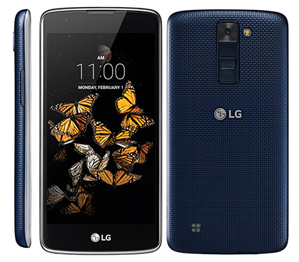 Lg Outs K8 And K5 Smartphones For The Mid-Range