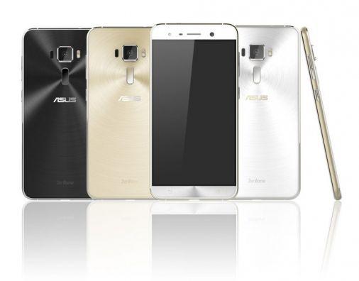 Asus Zenfone 3, Zenfone 3 Deluxe Photos Leaked Online