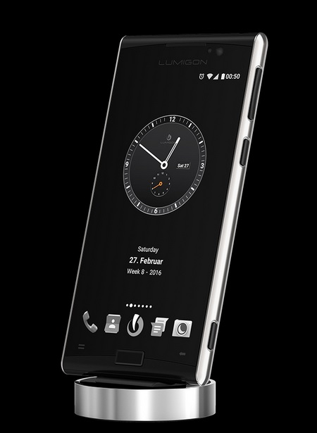 Lumigon T3 Smartphone With Night Vision Camera Launched