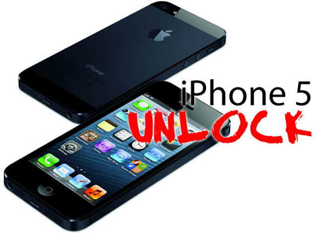 How To Unlock iPhone 5 On Any Carrier