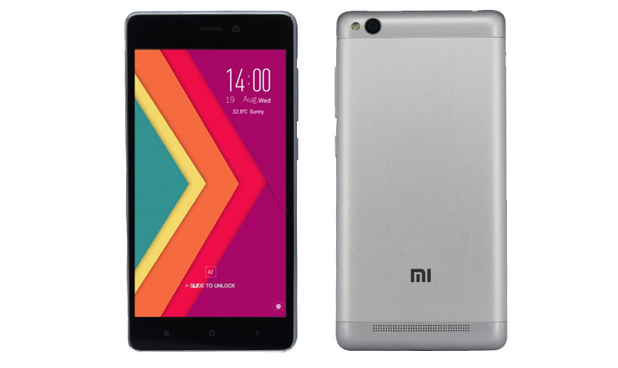Xiaomi Redmi 3S Launched Features A Snapdragon 430 Soc, 4100mah Battery Priced At Rs. 7,000