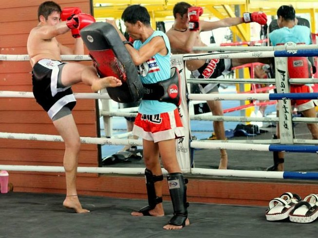 Everyone Can Find A Muay Thai Camp and Gym In Thailand from Internet