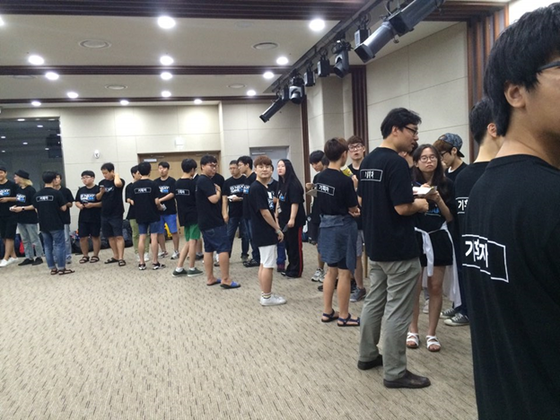 G-Next GameJam Showcased Challenging Yet Fun Games by The Korean Indie Developers