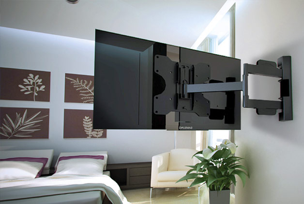 Experience The Big Screen At Home Using A TV Wall Mount
