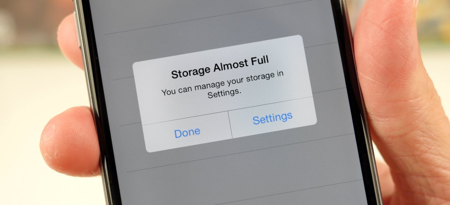 Tricks to Free up Internal Storage of Your iPhone